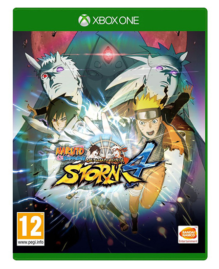 NARUTO SHIPPUDEN ULTIMATE NINJA STORM 4 Day One Edition XBOX ONE