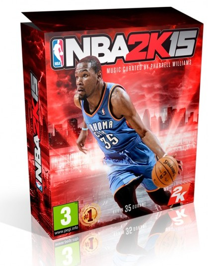 NBA 2K15 (Jogo Digital) PC