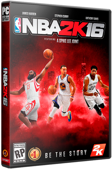 NBA 2K16 (Jogo Digital) PC