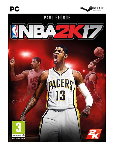 NBA 2K17 (Jogo Digital) PC