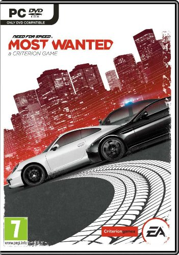 NEED FOR SPEED MOST WANTED (Jogo Digital) PC