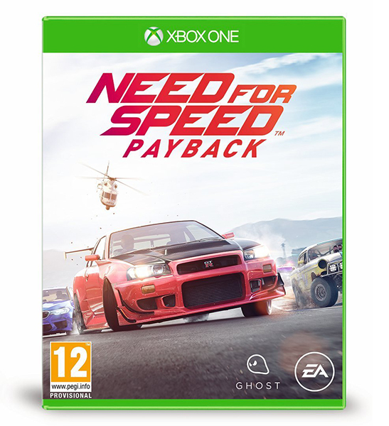 NEED FOR SPEED PAYBACK (Com Ofertas) XBOX ONE