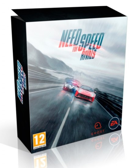 NEED FOR SPEED RIVALS (Jogo Digital) PC
