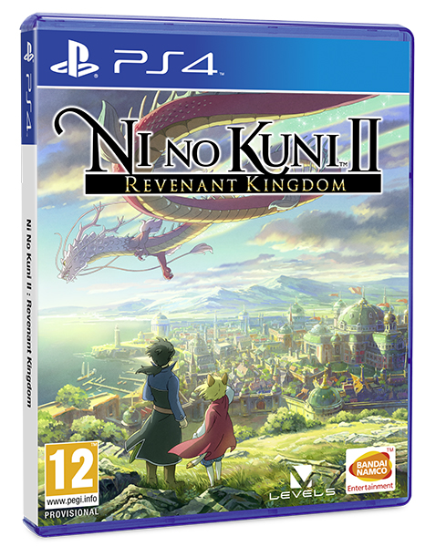 NI NO KUNI 2 REVENANT KINGDOM (Oferta DLC) PS4