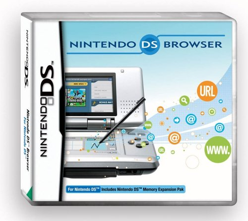 BROWSER NINTENDO DS