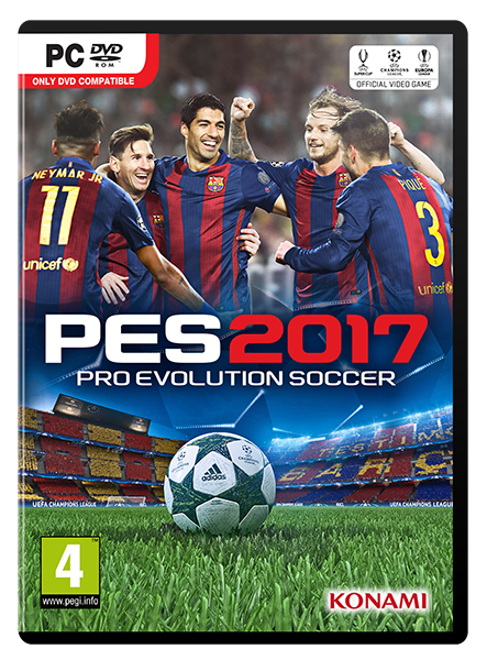 PRO EVOLUTION SOCCER 2017 Day One Edition (EM PORTUGUÊS) PC