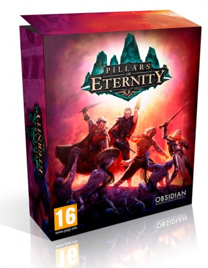 PILLARS OF ETERNITY (Jogo Digital) PC
