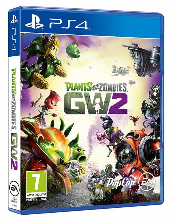PLANTS VS. ZOMBIES GARDEN WARFARE 2 (EM PORTUGUÊS) PS4