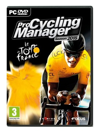 PRO CYCLING MANAGER 2015 (Jogo Digital) PC