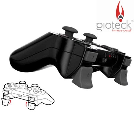 GATILHOS GIOTECK REAL TRIGGERS PS3