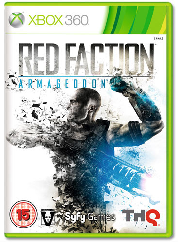 RED FACTION: ARMAGGEDON XB360