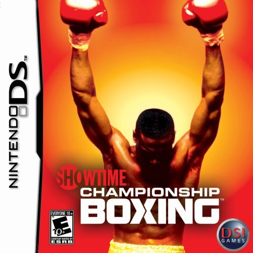 SHOWTIME CHAMPIONSHIP BOXING DS