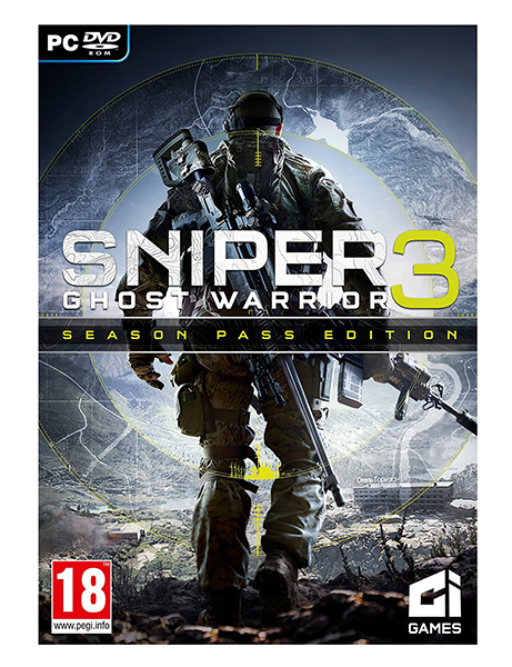 SNIPER GHOST WARRIOR 3 Season Pass Edition [Download] PC