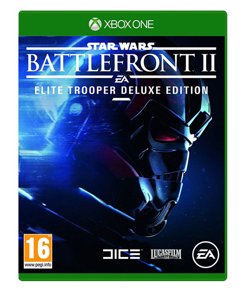 STAR WARS BATTLEFRONT 2 Elite Trooper Deluxe Edition (XBOX ONE