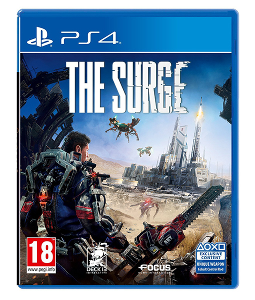 THE SURGE (Oferta conteúdo Exclusivo) PS4