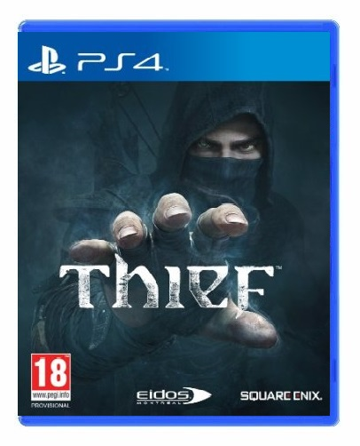THIEF (Oferta Caixa Metálica) PS4