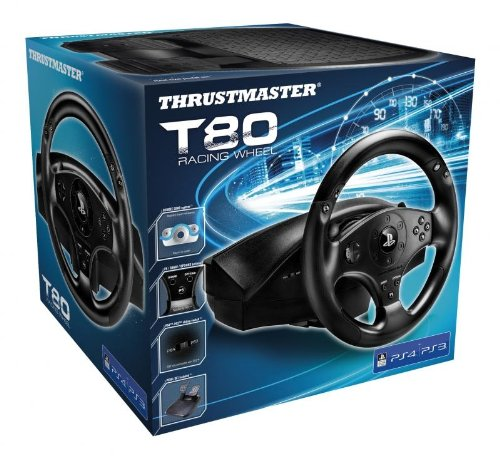 VOLANTE THRUSTMASTER T80 Racing Wheel