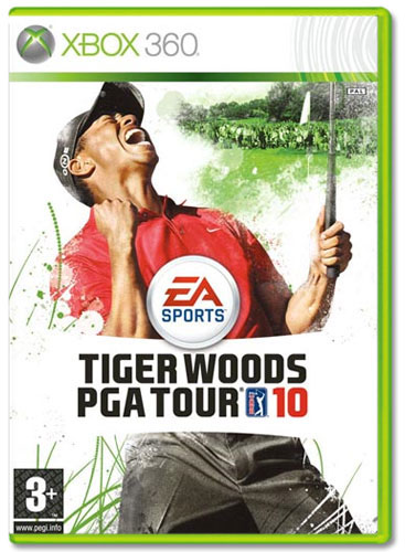 TIGER WOODS: PGA TOUR GOLF 10 XB360
