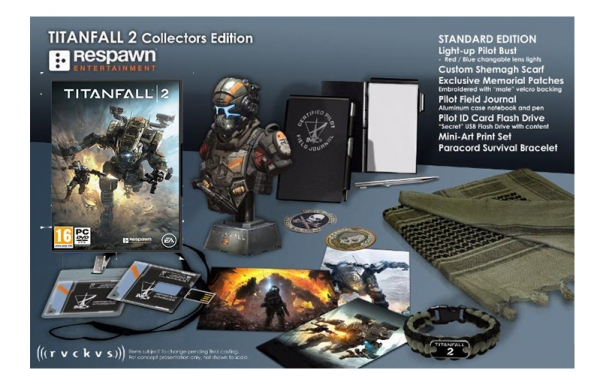 TITANFALL 2 Collectors Edition PC