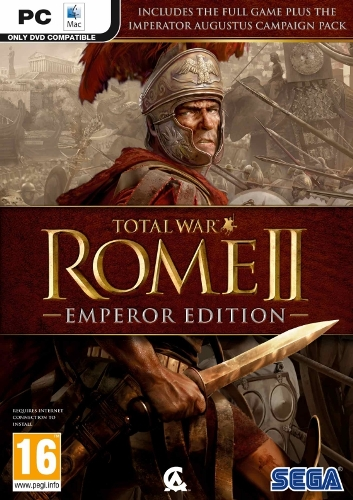 TOTAL WAR ROME 2 Emperor Edition [Download] PC