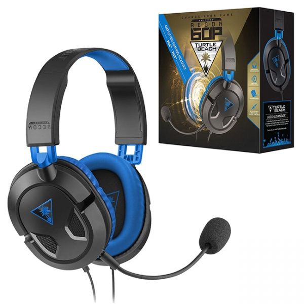 AUSCULTADORES GAMING TURTLE BEACH Ear Force Recon 60P