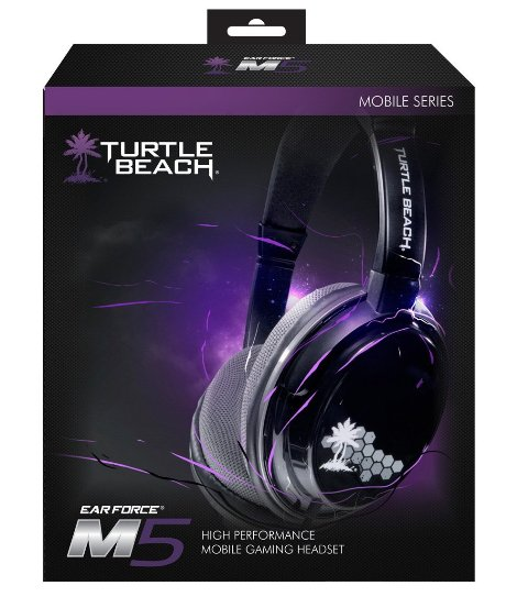 HEADPHONES TURTLE BEACH M5
