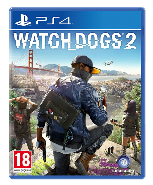 WATCH DOGS 2 (EM PORTUGUÊS) PS4