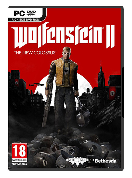 WOLFENSTEIN II THE NEW COLOSSUS (Oferta Banda Sonora) PC