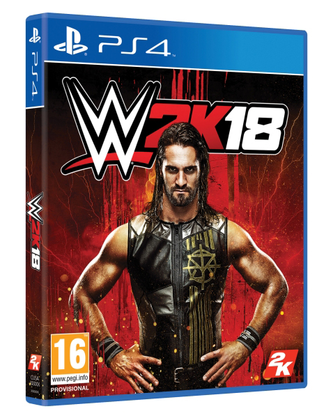 WWE 2K18 (Oferta DLC) PS4